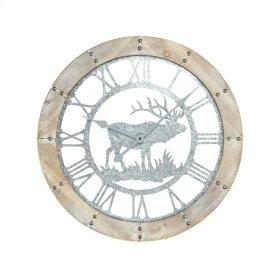 Crawford Notch Wall Clock