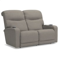 Levi Power Wall Reclining Loveseat w/ Headrest & Lumbar Product Image