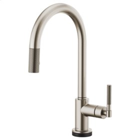 Smarttouch® Pull-down Faucet With Arc Spout and Knurled Handle