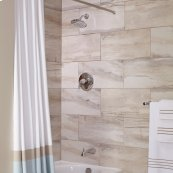 Fluent Bath/Shower Trim Kit 2.0 gpm - Polished Chrome