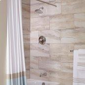 Fluent Bath/Shower Trim Kit 2.0 gpm - Polished Chrome