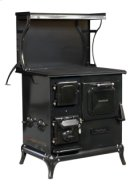 Black Blackwood Wood Cookstove Product Image