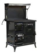Black Blackwood Wood Cookstove Product Image