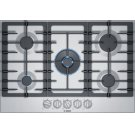 800 Series Gas Cooktop 30'' Stainless steel NGM8057UC Product Image