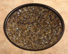 Amber Crushed Glass Kit
