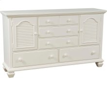 Mirren Harbor Door Dresser