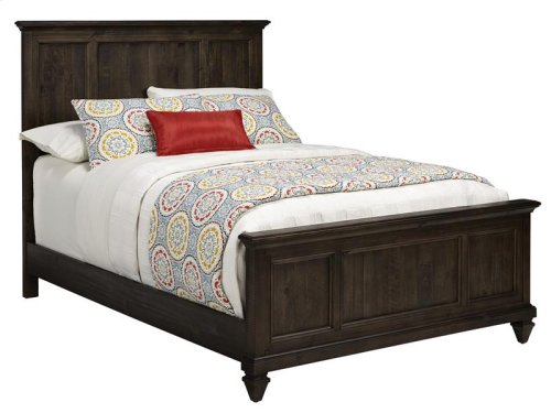 Complete Full Panel Bed