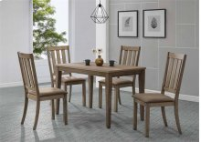 5 Piece Café Table Set