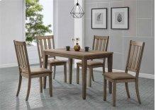 5 Piece Café Table Set