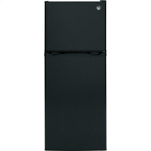 ®ENERGY STAR® 11.6 cu. ft. Top-Freezer Refrigerator - BLACK