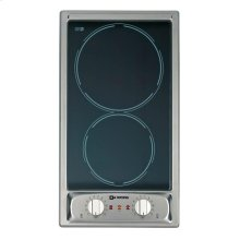 """Stainless Steel 12"""" Ceramic Smooth Top Electric Cook Top 110 VOLT"""