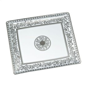 Porcelain Tray Large Size 220x198 Mm