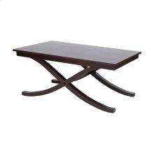 Sadler Dark Raisin Metrocoffee Table