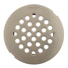 Moen brushed nickel tub/shower drain covers