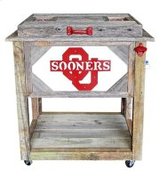 Oklahoma Sooner's Cooler Product Image
