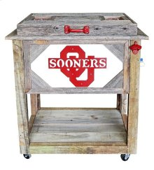 Oklahoma Sooner's Cooler