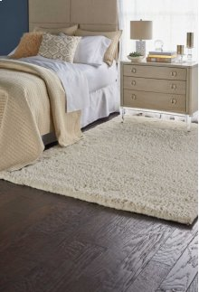 Galway Glw01 Ivory Rectangle Rug 5' X 7'
