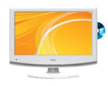 "K-Series 19"" LCD HDTV/DVD Combo in White"