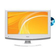 """K-Series 19"""" LCD HDTV/DVD Combo in White"""
