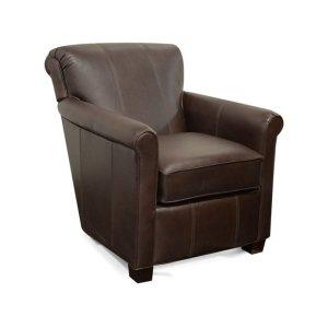 England Furniture Leather Lillian Chair 3c04al