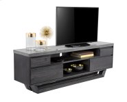 Langley Media Stand - Grey Product Image