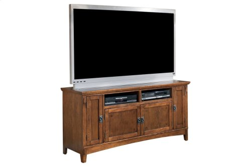 Cross Island TV Stand - Large