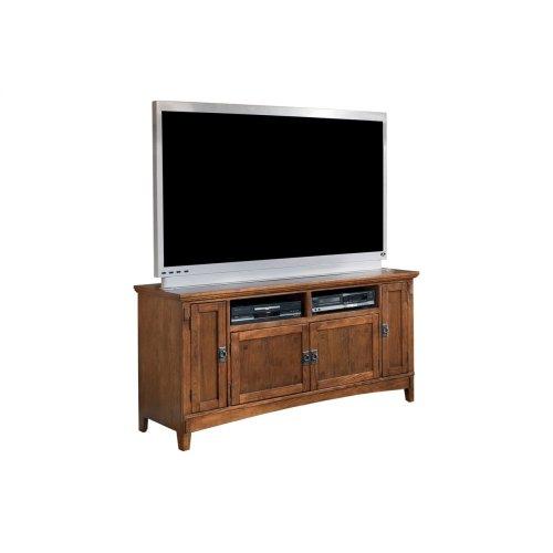 Cross Island TV Stand - Large