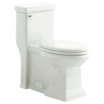 American StandardTown Square Right Height Elongated One-Piece Toilet - 1.28 GPF - Linen