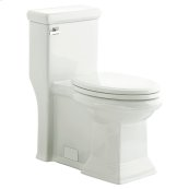 Town Square Right Height Elongated One-Piece Toilet - 1.28 GPF - White
