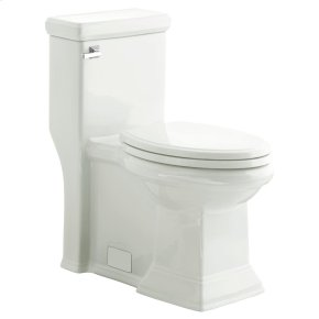Town Square Right Height Elongated One-Piece Toilet - 1.28 GPF - Linen