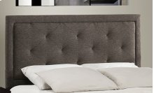 Becker Full Headboard - Black Brown