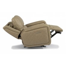 Blade Power Gliding Recliner with Power Headrest