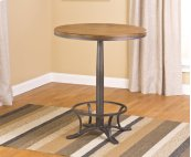 Westview Bar Height Bistro - Ctn A - Table Top and Post Only