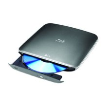 Super Multi Blue Portable with 3D Blu-ray Disc Playback & M-DISC Support
