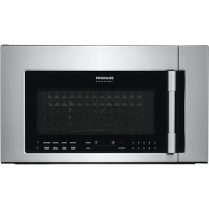 Frigidaire ProPROFESSIONAL Professional 1.8 Cu. Ft. 2-In-1 Over-The-Range Convection Microwave