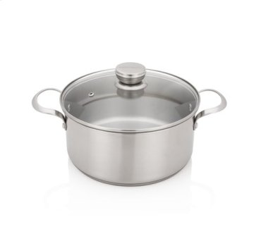 5 quart Stainless Stock Pot
