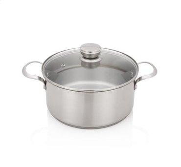 5 quart Stainless Stock Pot