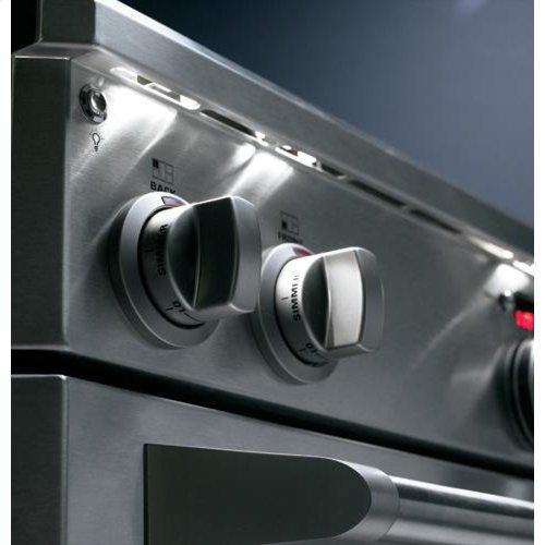 "Monogram 36"" All Gas Professional Range with 6 Burners (Liquid Propane)"