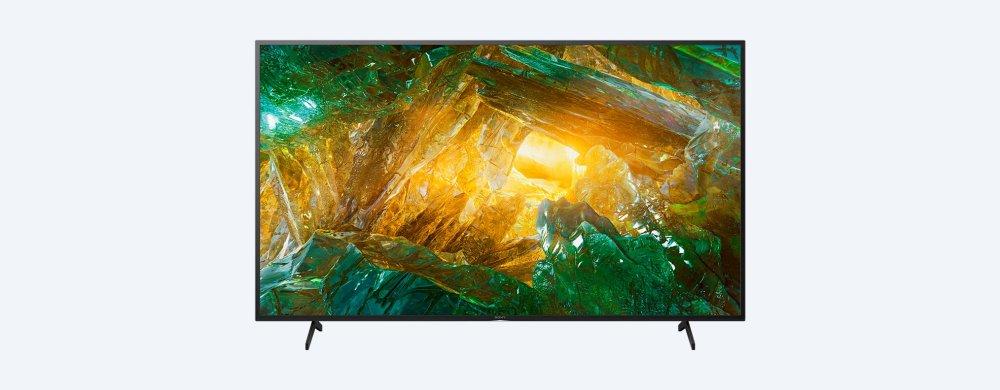 SonyX800h  Led  4k Ultra Hd  High Dynamic Range (Hdr)  Smart Tv (Android Tv)