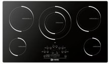 "Black Glass 36"" 5 - Element Electric Induction - Coming Soon !!"