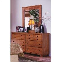 Dresser - Cinnamon Pine Finish