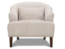 Accent Chair - (Leo Fog)