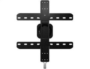 "Black Premium Series Full-Motion+ Mount for 40"" - 50"" flat-panel TVs up 75 lbs."