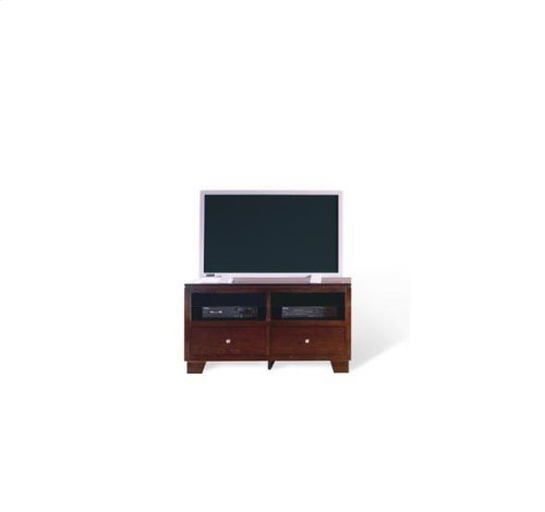 "48"" TV Console Espresso finish"