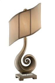 "Verona Table Lamp 34""Ht."