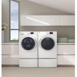 GE Ge® 7.5 Cu. Ft. Capacity Front Load Electric Dryer