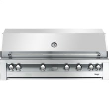 56-In. Liquid Propane Gas Built-In Grill