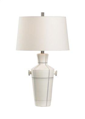 Positano Lamp - Gray