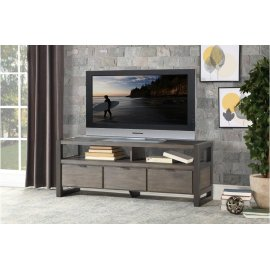 "58"" TV Stand with 3 Drawers"