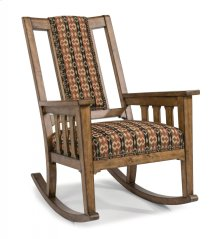 Sonora Fabric Rocker